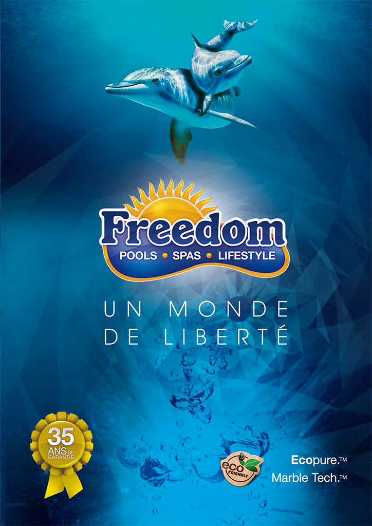 couverture catalogue freedom